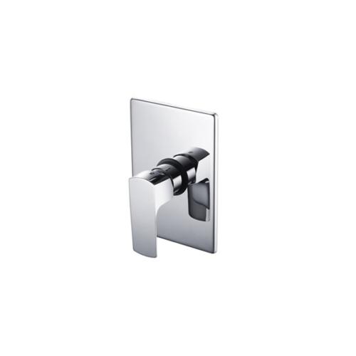 Bocchi Leira Ankastre Duş Bataryası Krom