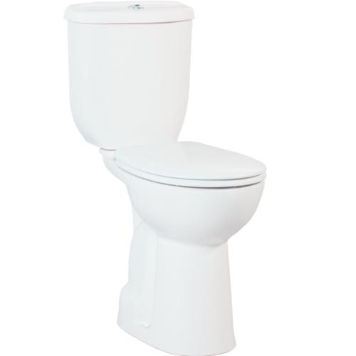 Creavit Bedensel Engelli Alttan Çıkışlı Klozet Rezervuar Beyaz