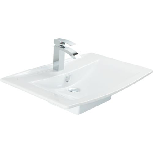 Creavit Set Üstü Lavabo 45X70 Cm Beyaz