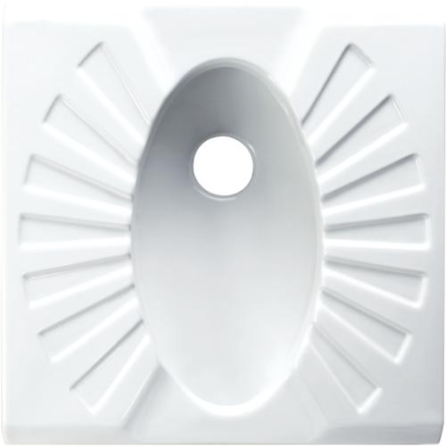 Creavit Omega Çevre Yıkamalı Tuvalet Taşı 60X60 Cm Beyaz