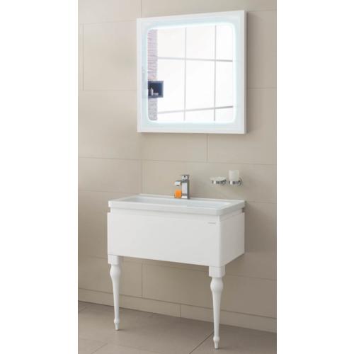 Creavit Art Banyo Mobilyası 80 Cm Led Ayna