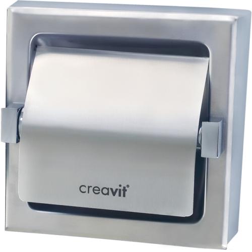 Creavit Sıvaaltı Tekli Tuvalet Kağıtlığı