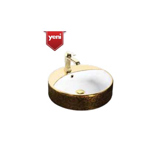 Creavit Helezon 45 Cm Setüstü Lavabo