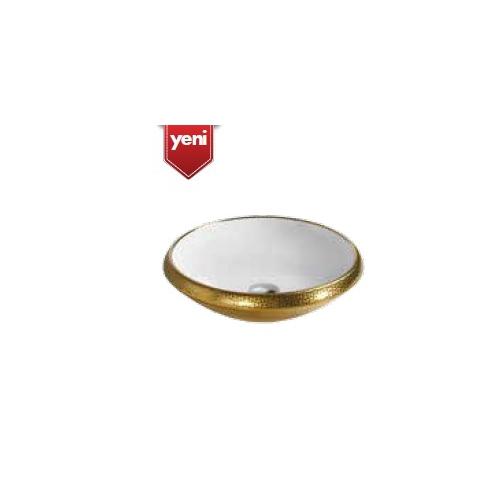 Creavit Zen Gold 45 Cm Setüstü Lavabo
