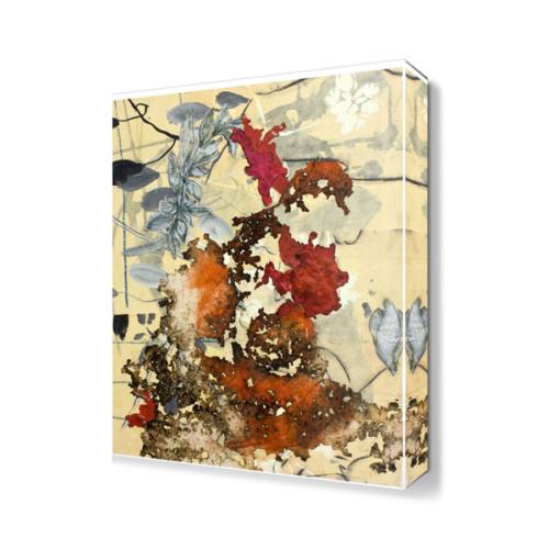 Dekor Sevgisi Desen Tablosu 45x30 cm
