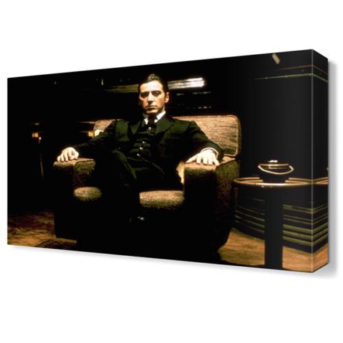Dekor Sevgisi Büyük Baba Tablosu 45x30 cm