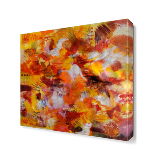 Dekor Sevgisi Desen3 Tablosu 40x40 cm