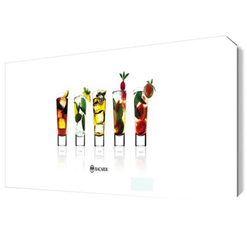 Dekor Sevgisi İçki5 Canvas Tablo 45x30 cm