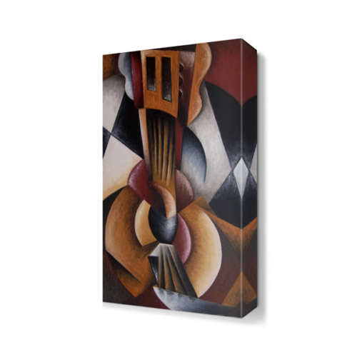 Dekor Sevgisi Dekoratif Enstruman Tablosu 45x30 cm