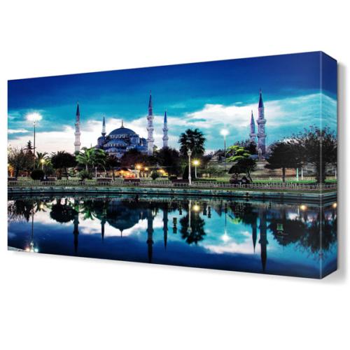 Dekor Sevgisi Ayasofya17 Canvas Tablo 45x30 cm