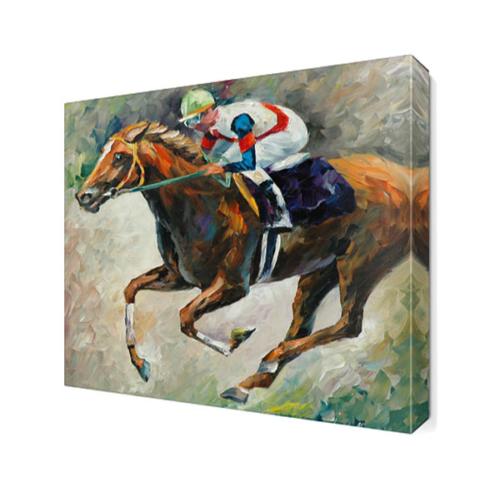 Dekor Sevgisi Joker Canvas Tablo 30x30 cm