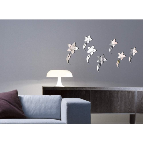 Decor Desing Ay09 Flying Flowers