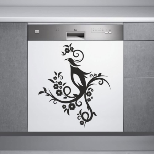 Decor Desing Beyaz Eşya Sticker Bev50