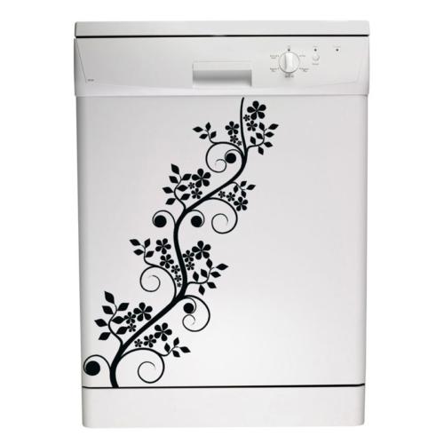 Decor Desing Beyaz Eşya Sticker Bu01