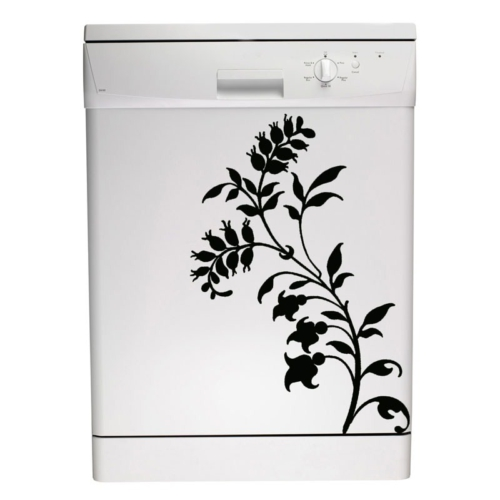 Decor Desing Beyaz Eşya Sticker Bu03