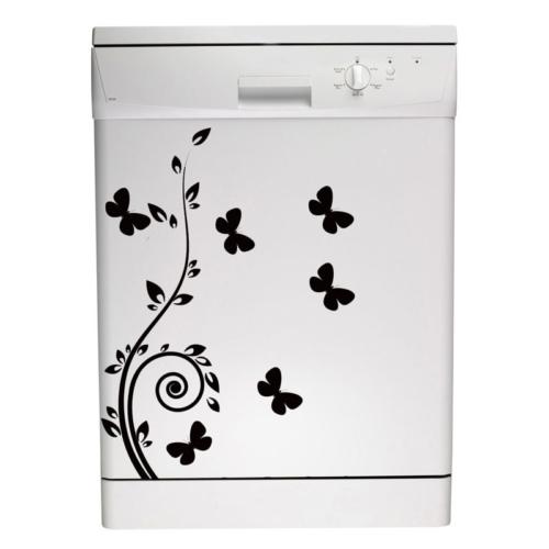 Decor Desing Beyaz Eşya Sticker Bu04