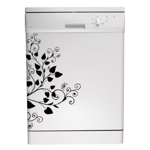 Decor Desing Beyaz Eşya Sticker Bu05