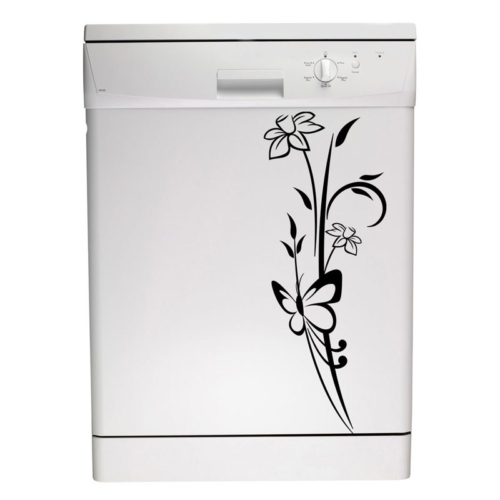 Decor Desing Beyaz Eşya Sticker Bu11