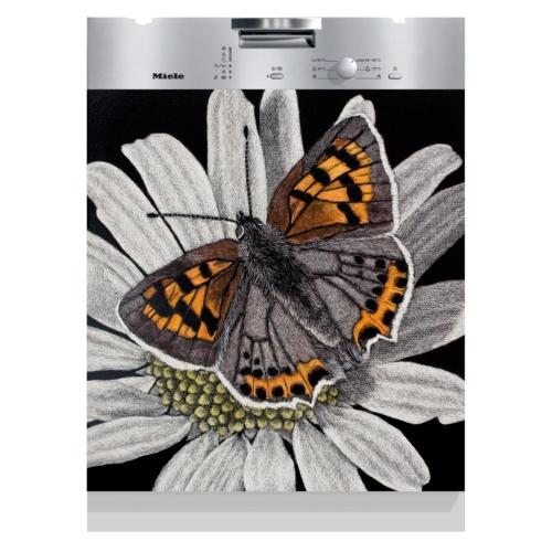Decor Desing Beyaz Eşya Sticker Bul116