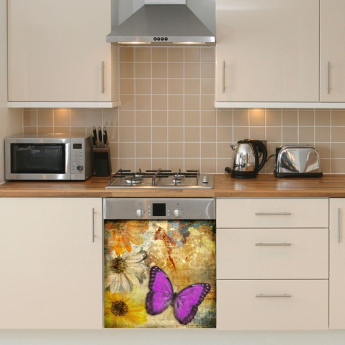 Decor Desing Beyaz Eşya Sticker Dbl61