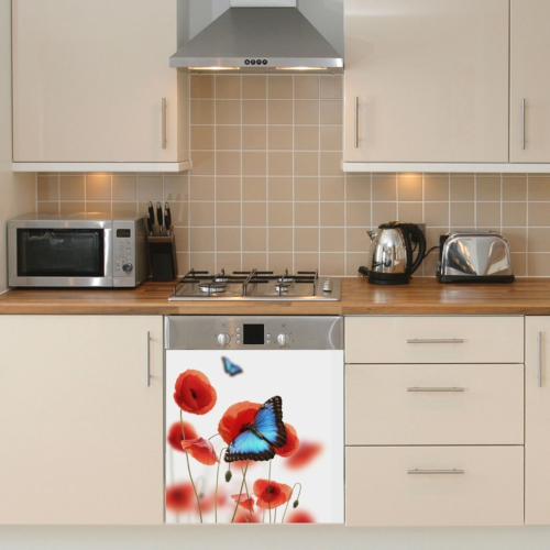 Decor Desing Beyaz Eşya Sticker Dbl65
