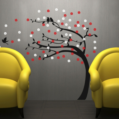 Decor Desing Duvar Sticker Dck299