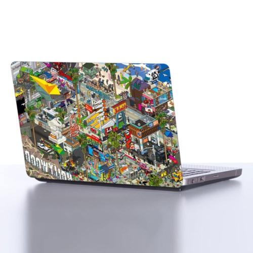 Decor Desing Laptop Sticker Dlp079
