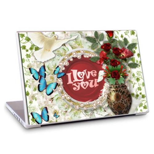 Decor Desing Laptop Sticker Dlp139