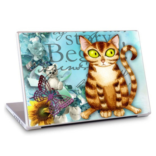 Decor Desing Laptop Sticker Dlp140