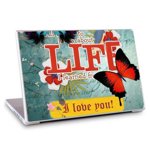 Decor Desing Laptop Sticker Dlp144
