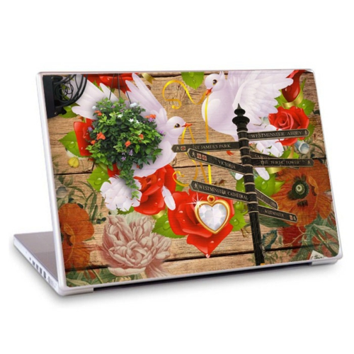 Decor Desing Laptop Sticker Dlp157