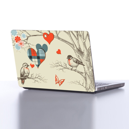 Decor Desing Laptop Sticker Le016