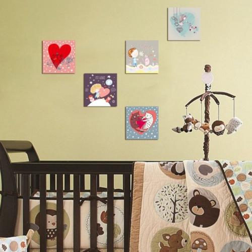 Decor Desing Dekoratif Çocuk Tablo Mtb027