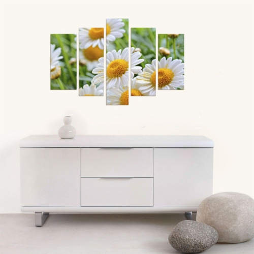 Decor Desing 5 Parçalı Dekoratif Tablo D5Tp143
