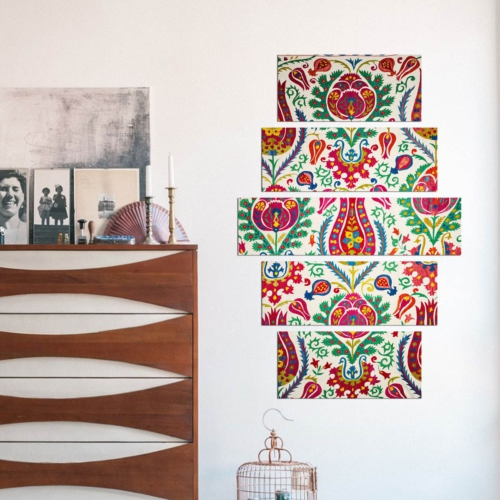 Decor Desing 5 Parçalı Dekoratif Tablo D5Tp178