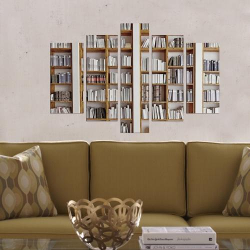 Decor Desing 5 Parçalı Dekoratif Tablo D5Tp179