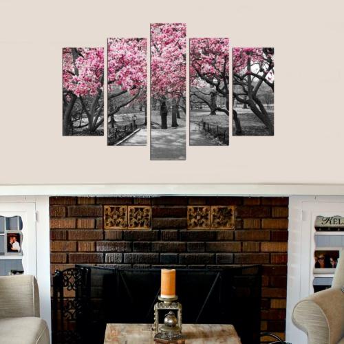 Decor Desing 5 Parçalı Dekoratif Tablo D5Tp186
