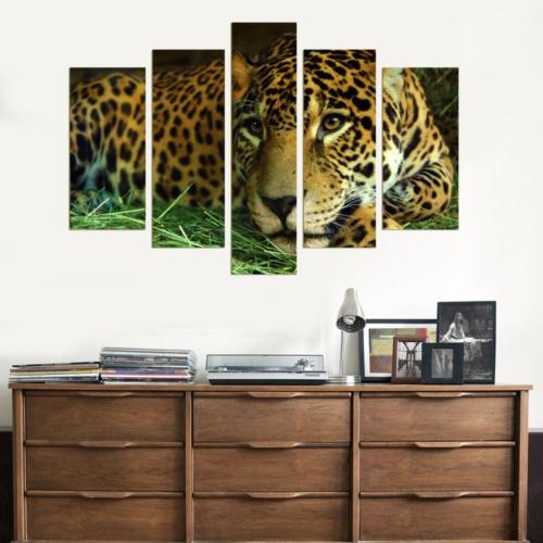 Decor Desing 5 Parçalı Dekoratif Tablo Dec006