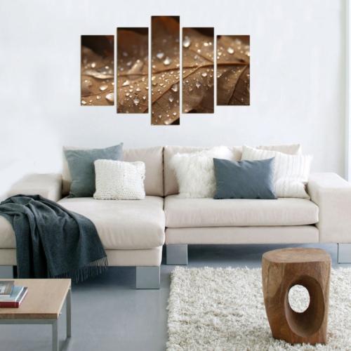 Decor Desing 5 Parçalı Dekoratif Tablo Dec014