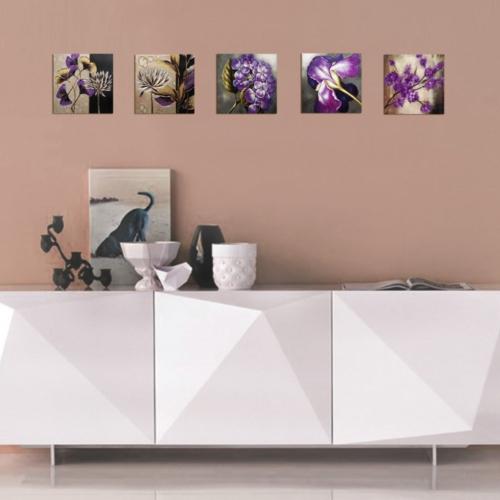 Decor Desing Dekoratif 5'li Tablo Utb35