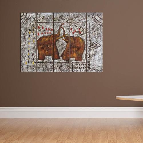 Decor Desing 5 Parçalı Dekoratif Tablo Vsrm018