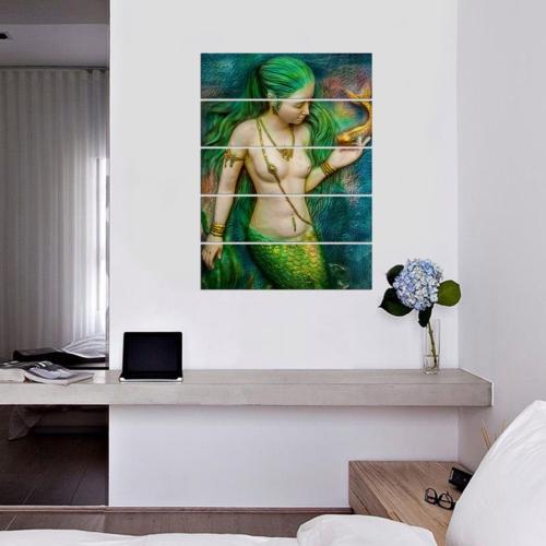 Decor Desing 5 Parçalı Dekoratif Tablo Vsrm070