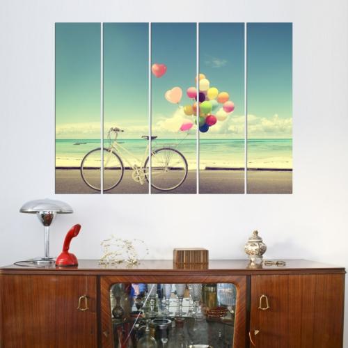 Decor Desing 5 Parçalı Dekoratif Tablo Vsrm083
