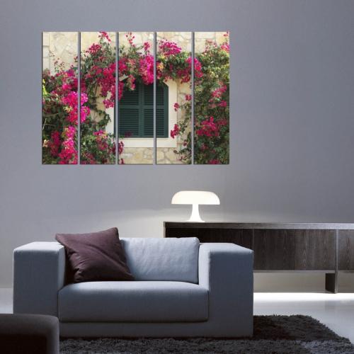 Decor Desing 5 Parçalı Dekoratif Tablo Vsrm134