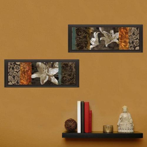 Decor Desing Dekoratif İki Li Mdf Tablo Xtp263