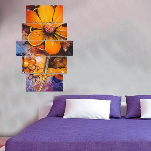 Decor Desing 5 Parçalı Dekoratif Tablo Y5Tp018