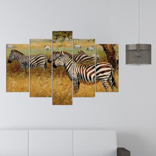 Decor Desing 5 Parçalı Dekoratif Tablo Y5Tp028