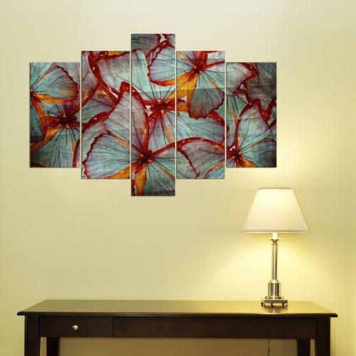 Decor Desing 5 Parçalı Dekoratif Tablo Y5Tp036