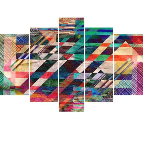 Decor Desing 5 Parçalı Dekoratif Tablo Y5Tp102