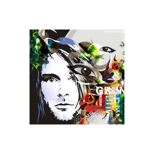 Decor Desing Dekoratif Mdf Tablo Ymdf171